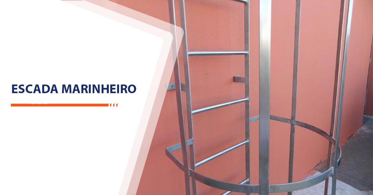 Escada Marinheiro Santos