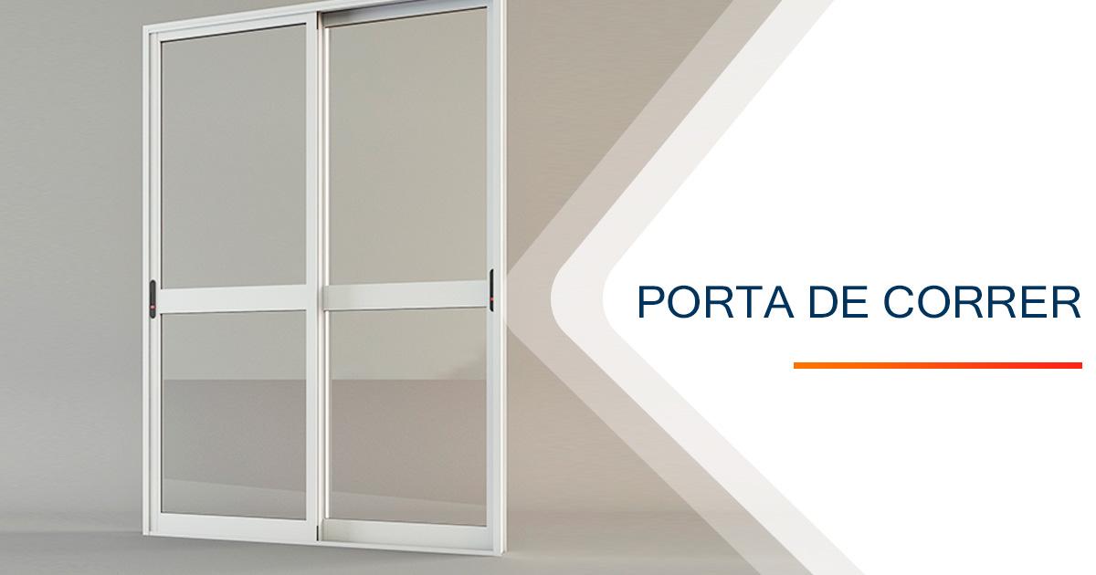 Porta de Correr Santos